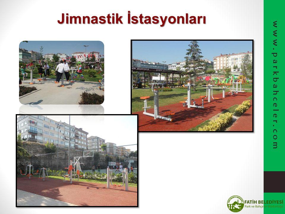 Jimnastik İstasyonları
