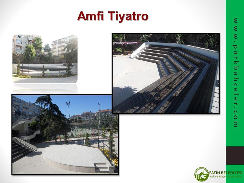 Amfi Tiyatro www.parkbahceler.com