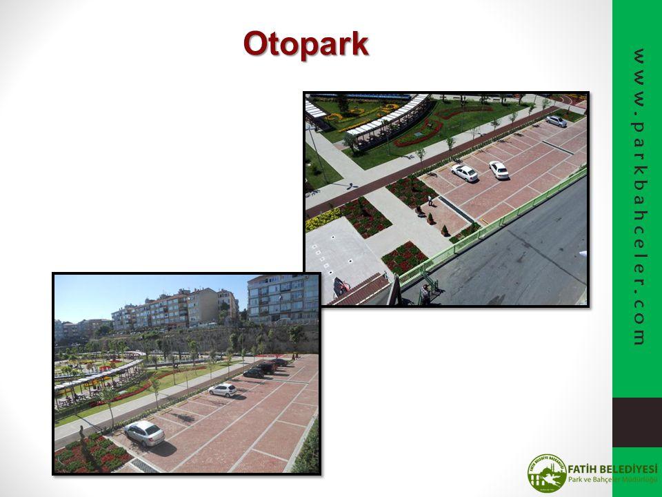 Otopark www.parkbahceler.com