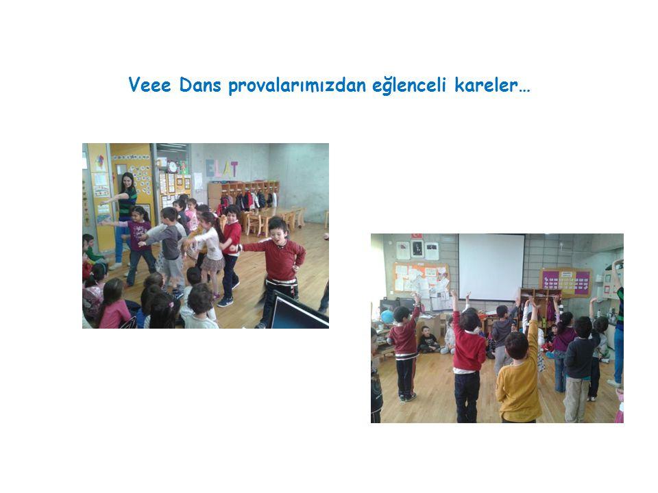 Veee Dans provalarımızdan eğlenceli kareler…