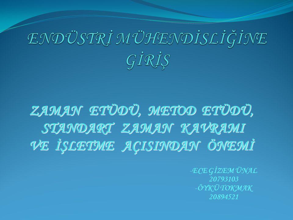 -ECE GİZEM ÜNAL 20793103 -ÖYKÜ TOKMAK 20894521