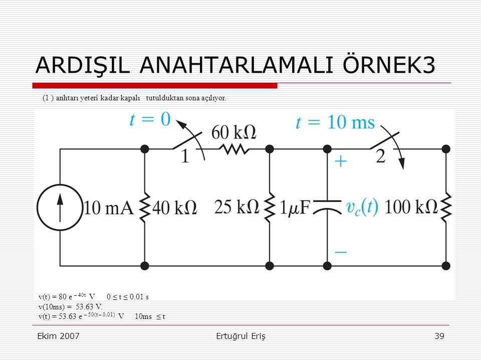 ARDIŞIL ANAHTARLAMALI ÖRNEK3