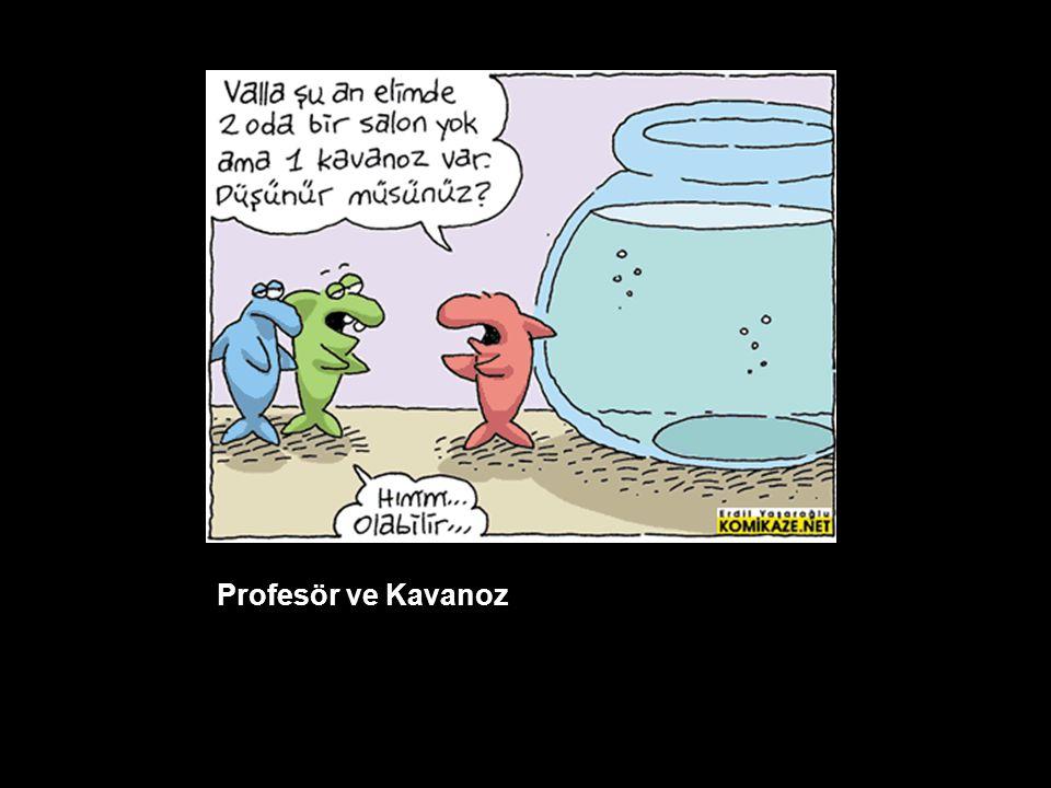 Profesör ve Kavanoz