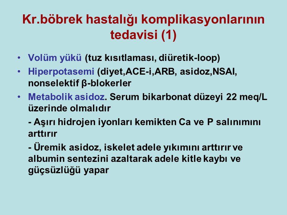Kr.böbrek hastalığı komplikasyonlarının tedavisi (1)