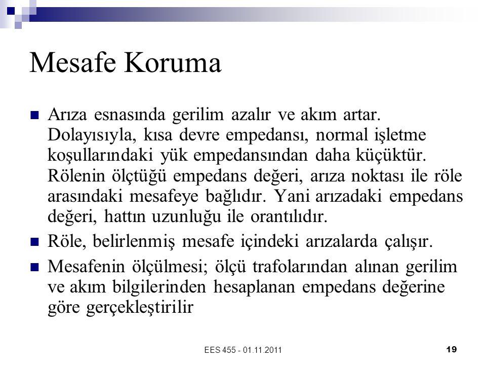 Mesafe Koruma
