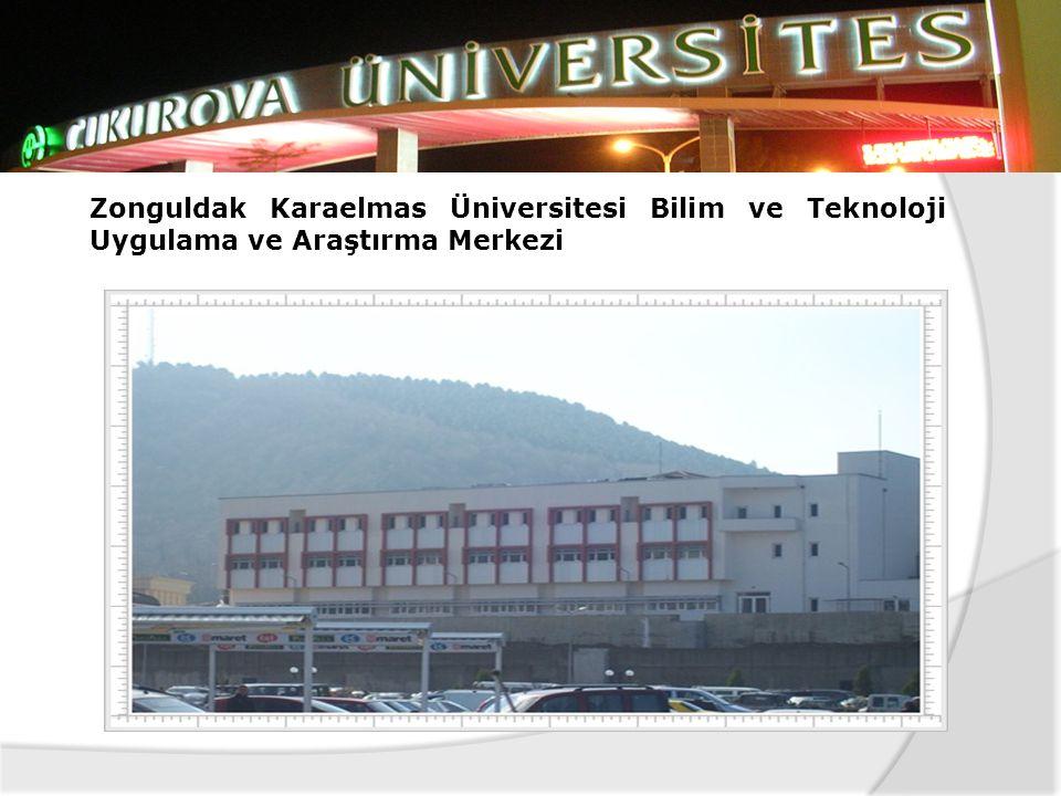 Zonguldak Karaelmas Üniversitesi Bilim ve Teknoloji Uygulama ve Araştırma Merkezi