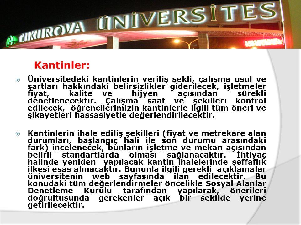 Kantinler: