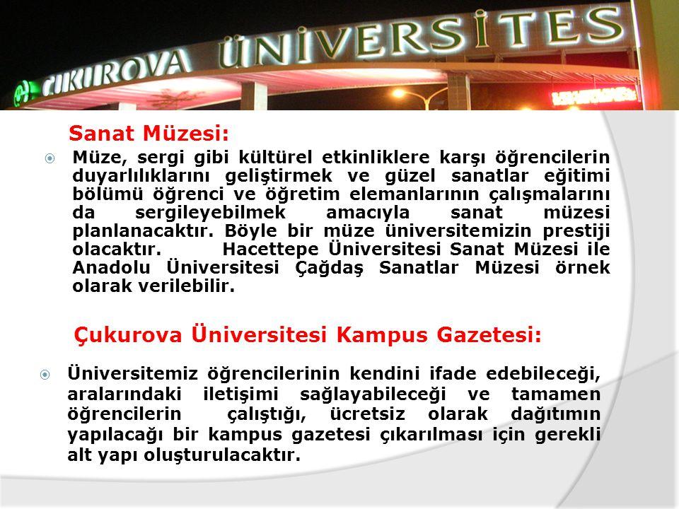 Çukurova Üniversitesi Kampus Gazetesi: