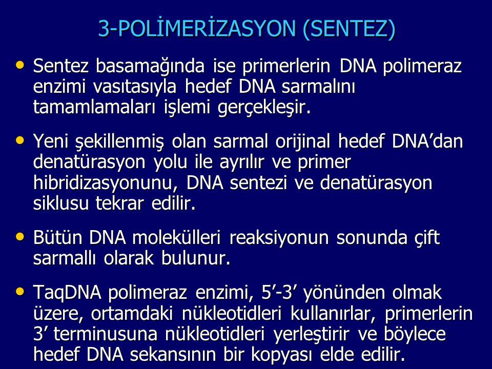 3-POLİMERİZASYON (SENTEZ)