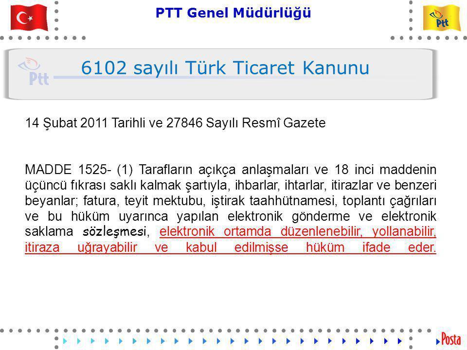6102 sayılı Türk Ticaret Kanunu