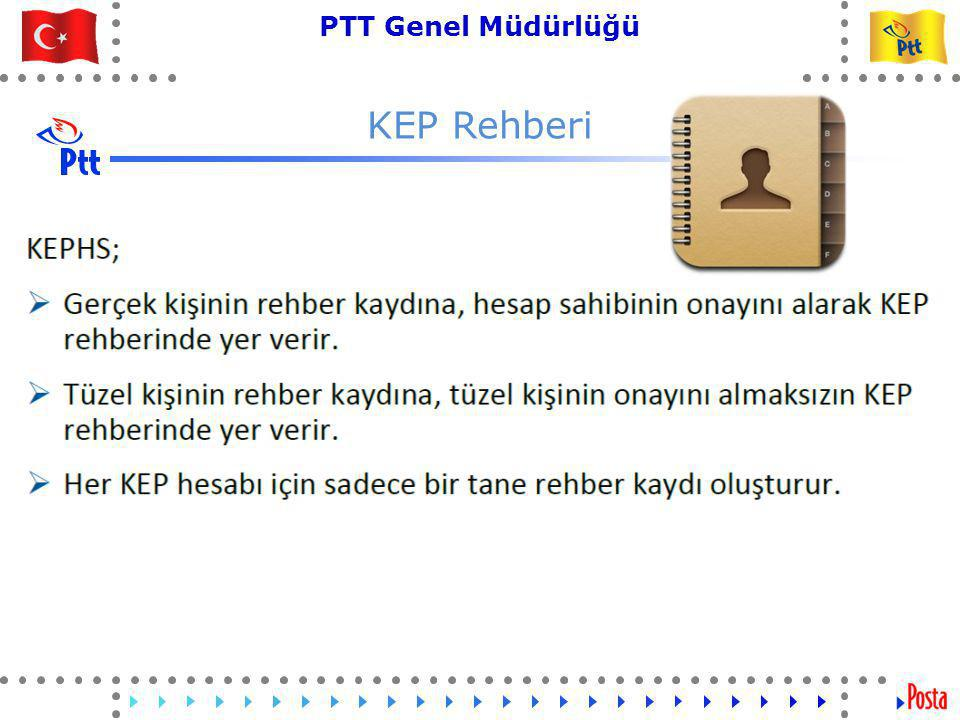 KEP Rehberi