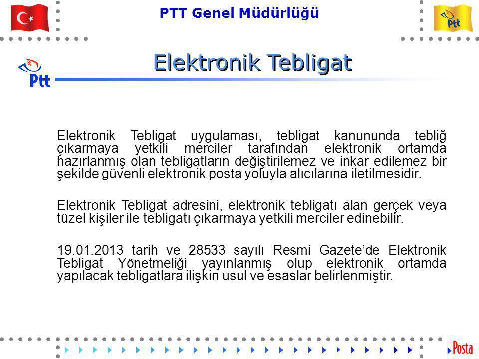 Elektronik Tebligat