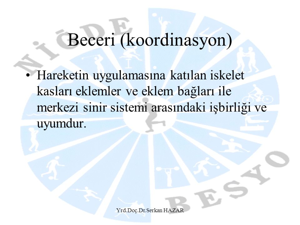 Beceri (koordinasyon)
