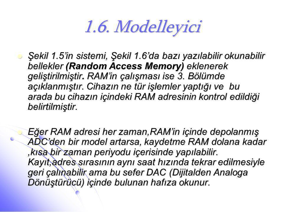 1.6. Modelleyici