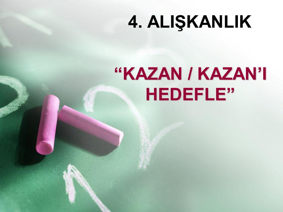 KAZAN / KAZAN'I HEDEFLE