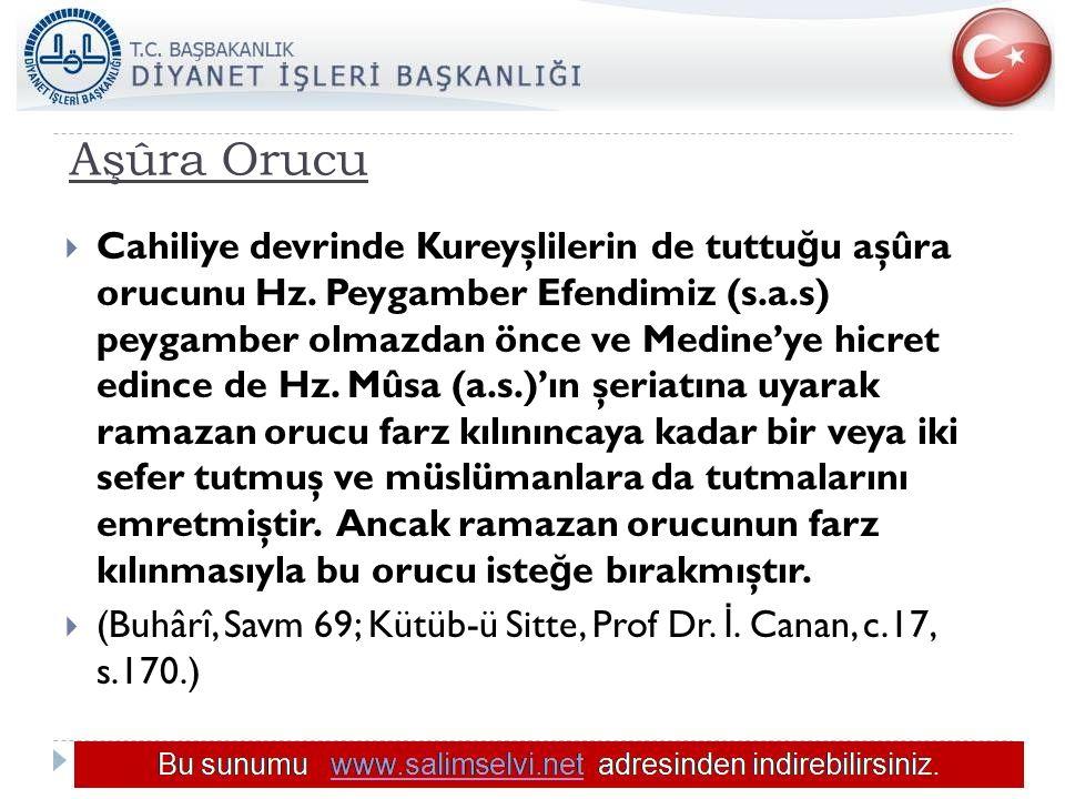 Aşûra Orucu