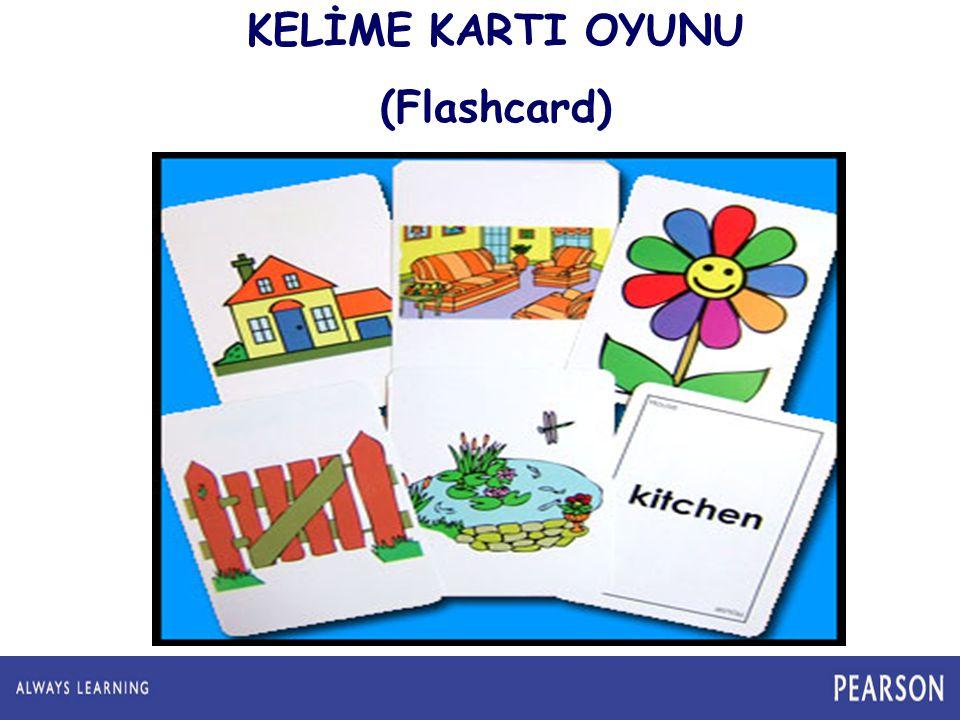 KELİME KARTI OYUNU (Flashcard)