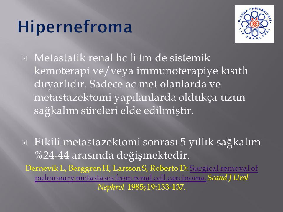 Hipernefroma
