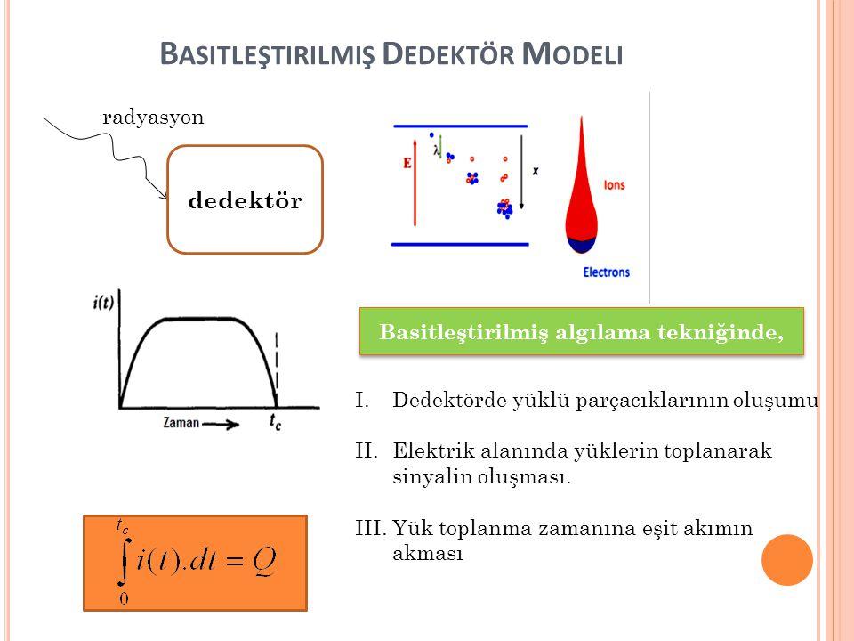 Basitleştirilmiş Dedektör Modeli