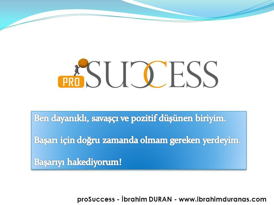 proSuccess - Yaşam Değiştiren Organizasyon