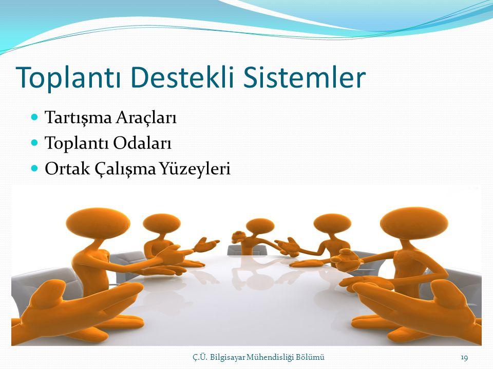 Toplantı Destekli Sistemler