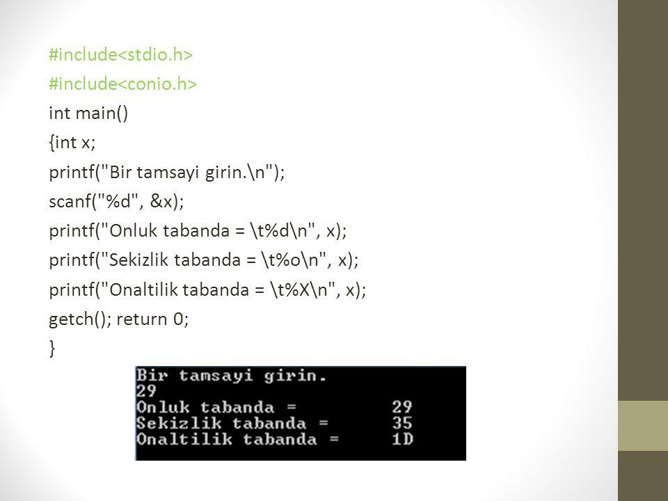 #include<stdio. h> #include<conio