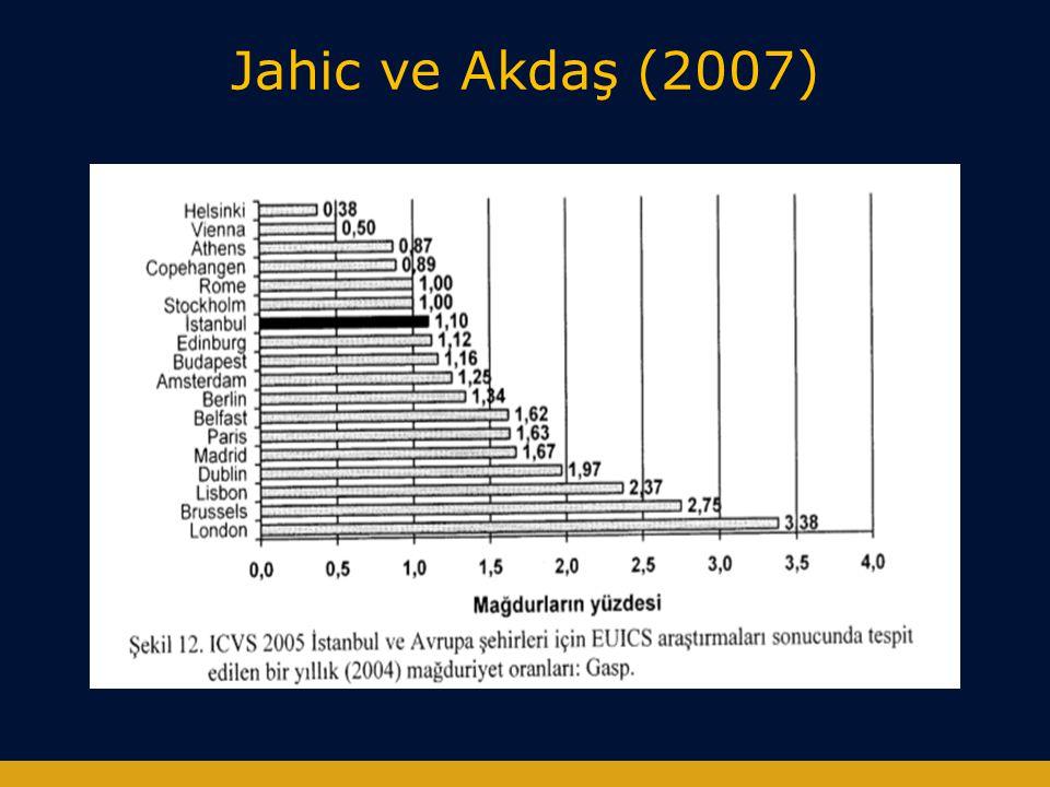 Jahic ve Akdaş (2007)