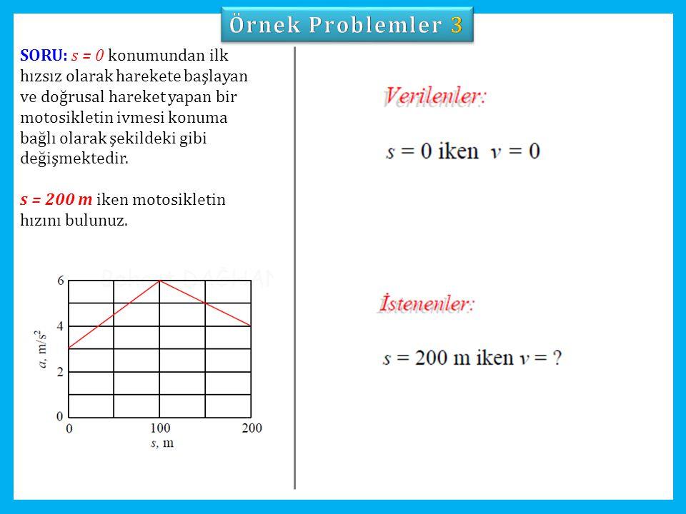 Örnek Problemler 3
