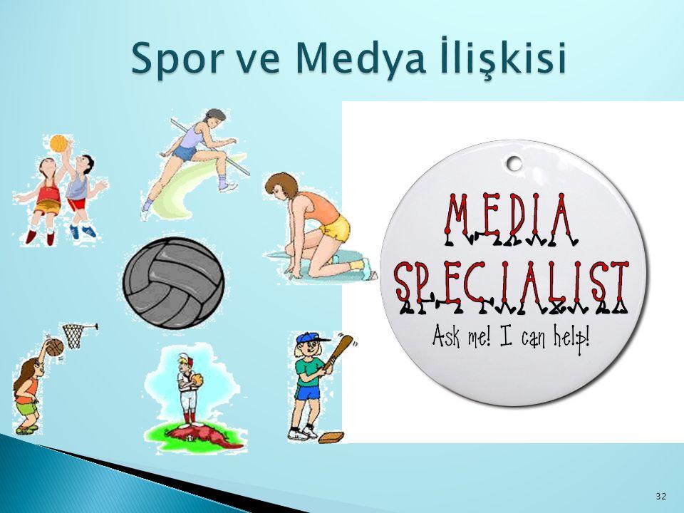 Spor ve Medya İlişkisi