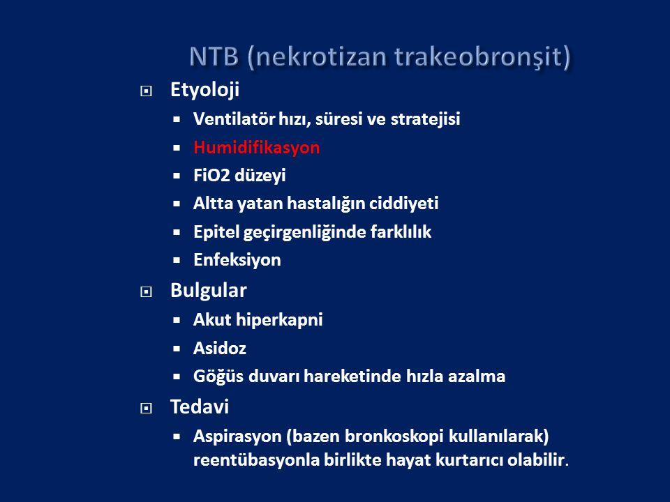 NTB (nekrotizan trakeobronşit)