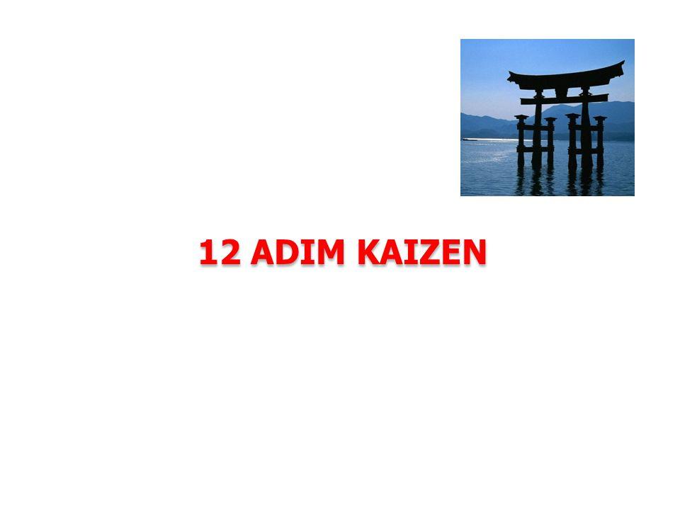 12 ADIM KAIZEN 31