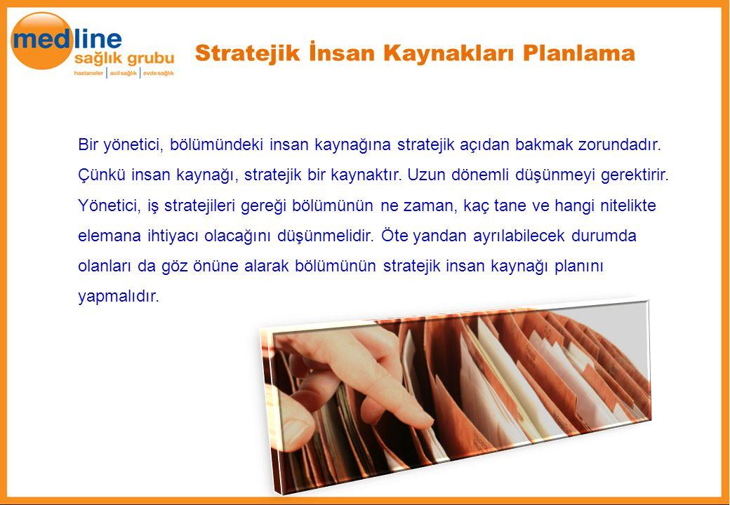 Stratejik İnsan Kaynakları Planlama