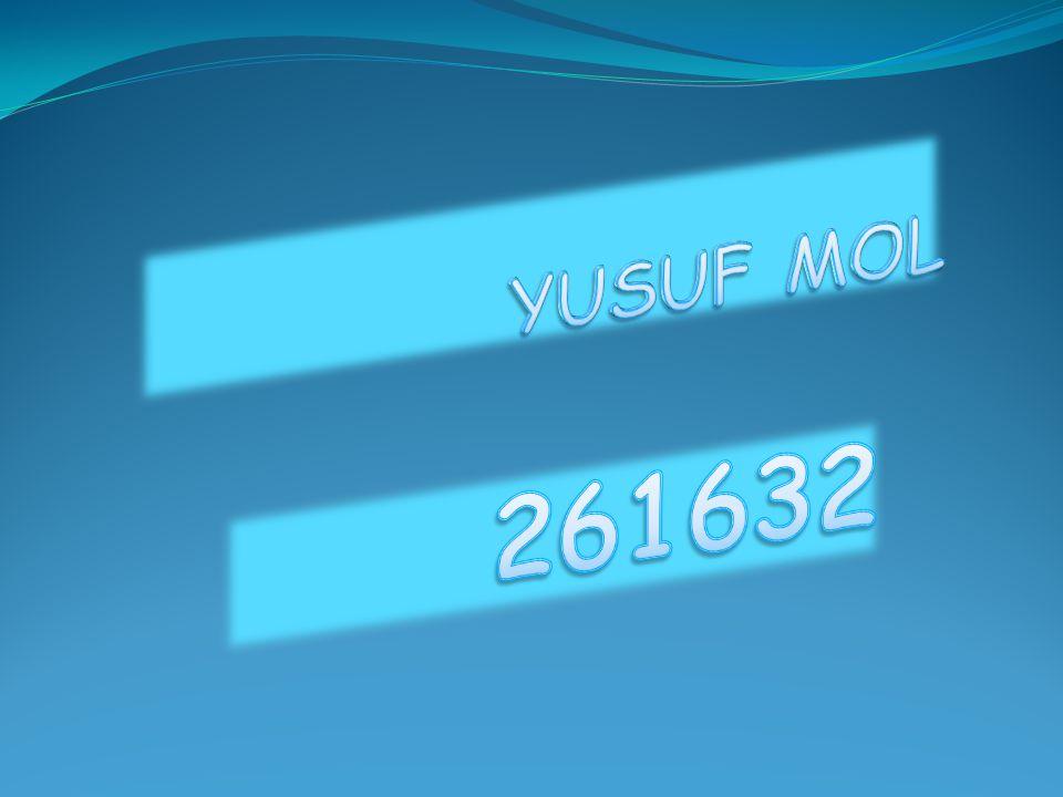 YUSUF MOL 261632