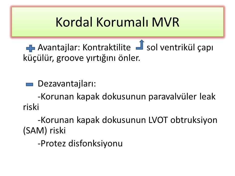 Kordal Korumalı MVR