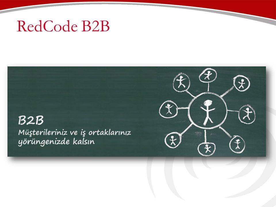 RedCode B2B B2B Nedir B2B, İngilizce Business to Business (İşten - İşe) kavramının kısaltması olarak teknoloji alanında yerleşmiş adıdır.