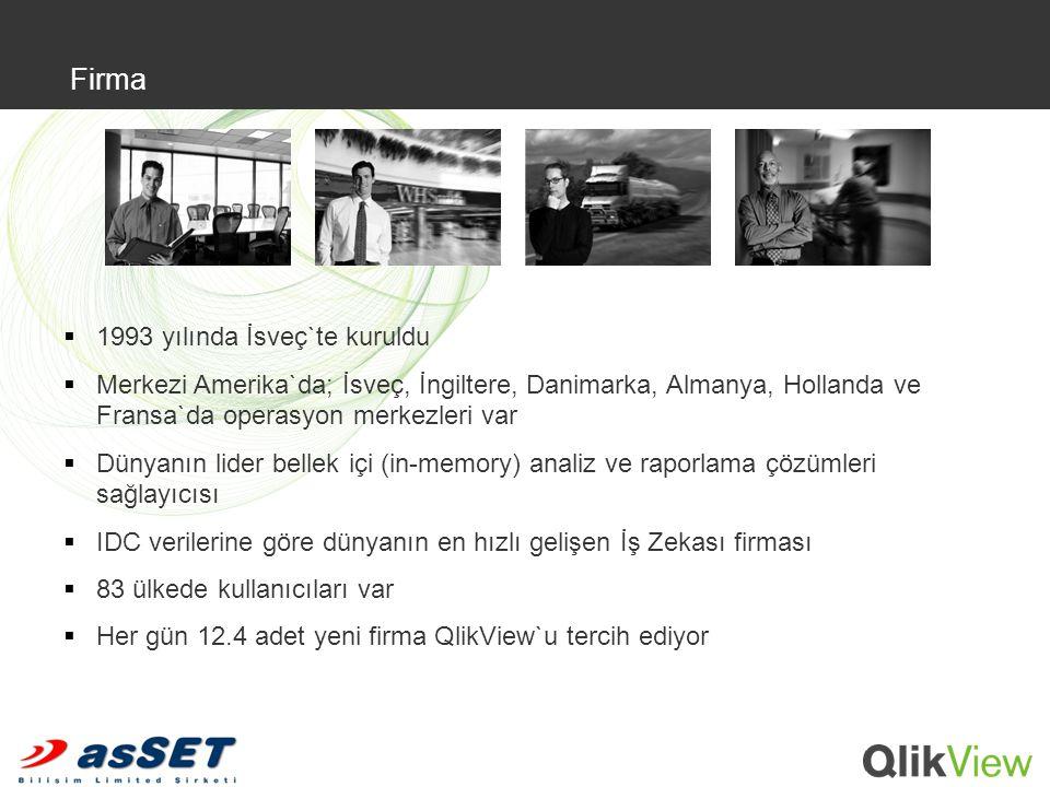 Firma 1993 yılında İsveç`te kuruldu