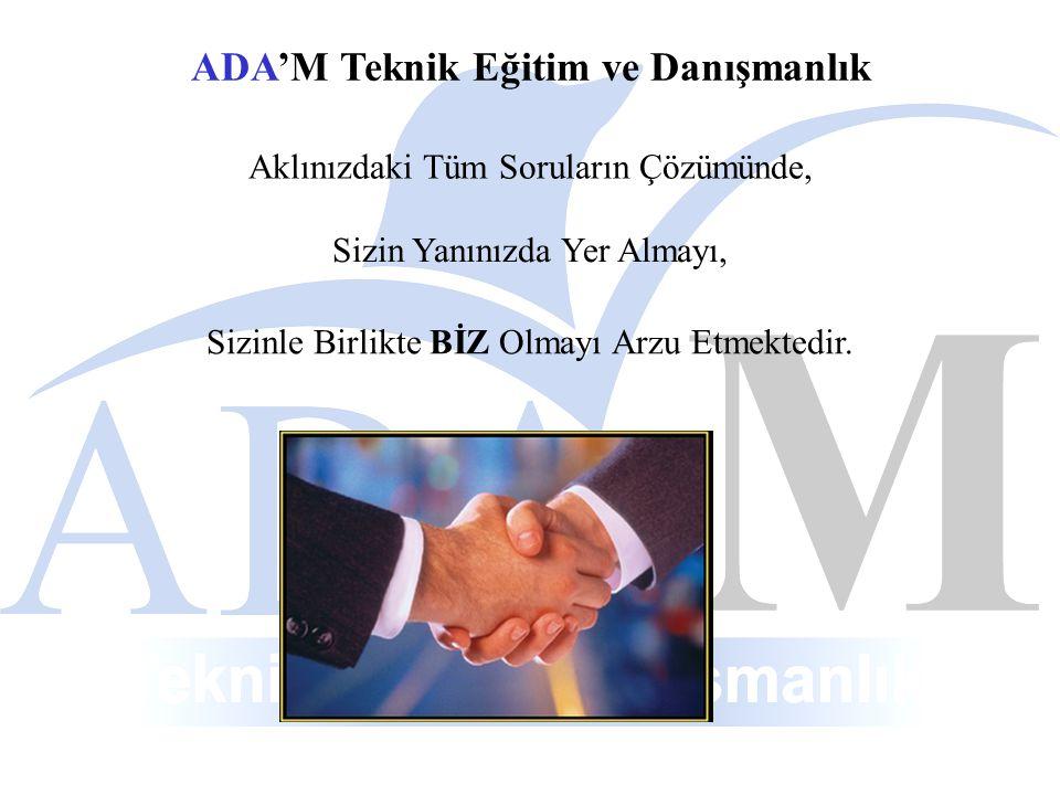 ADA'M Teknik Eğitim ve Danışmanlık