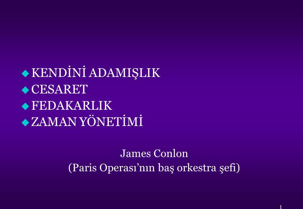 (Paris Operası'nın baş orkestra şefi)