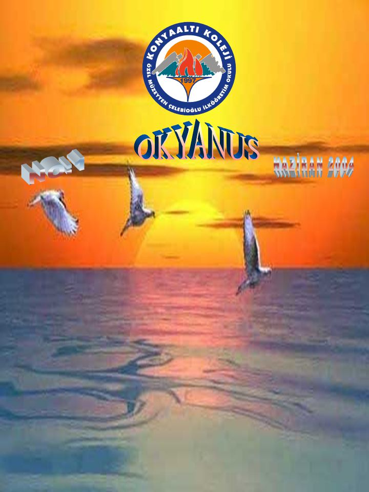 OKYANUS HAZİRAN 2004 NO:1