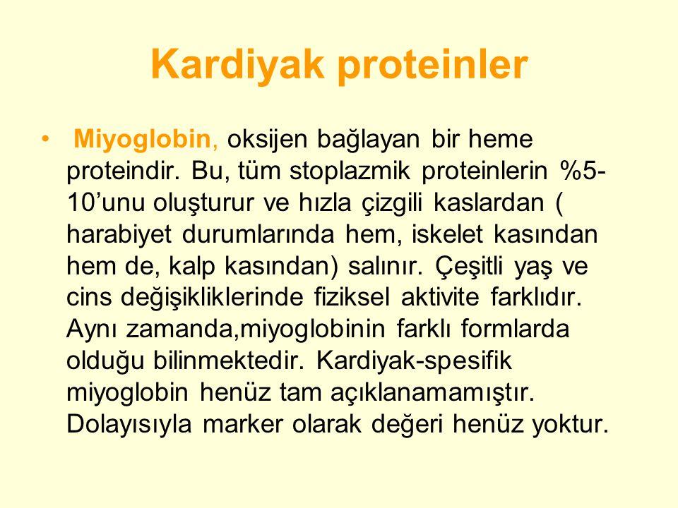 Kardiyak proteinler