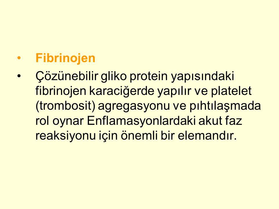 Fibrinojen