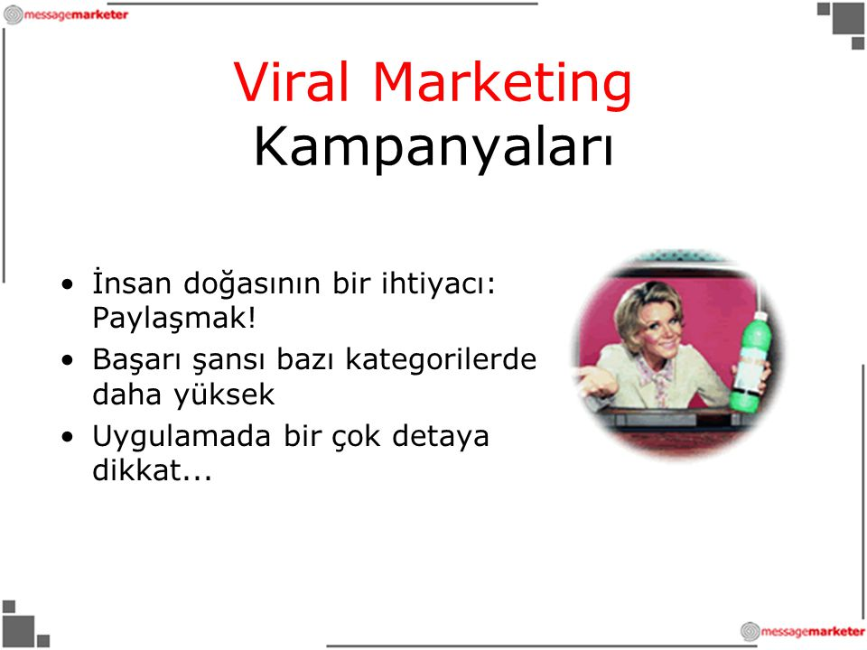 Viral Marketing Kampanyaları