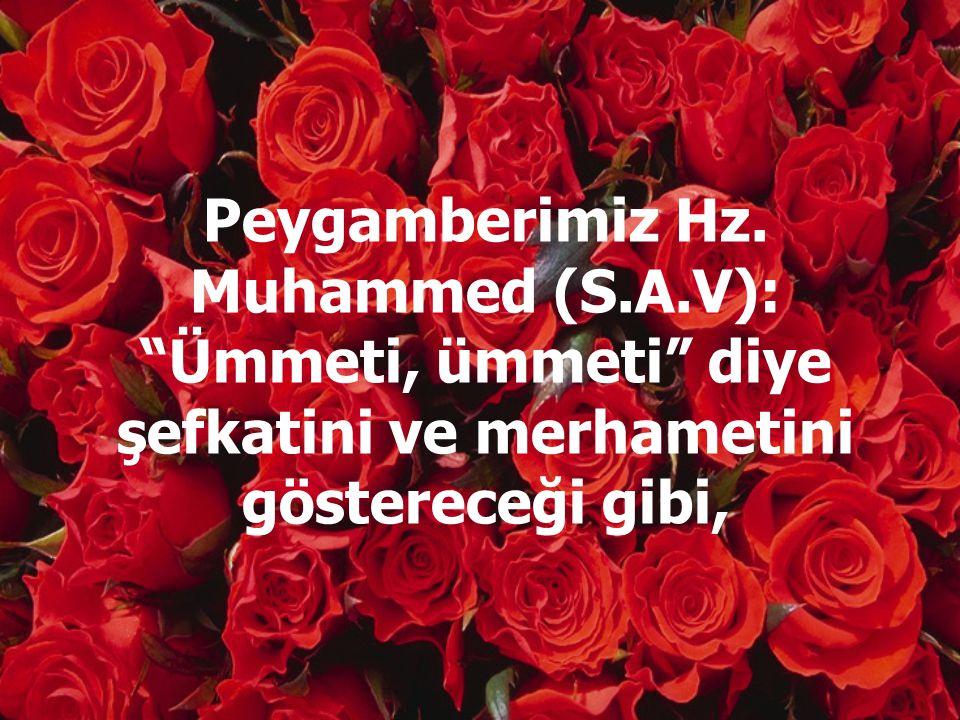 Peygamberimiz Hz. Muhammed (S. A