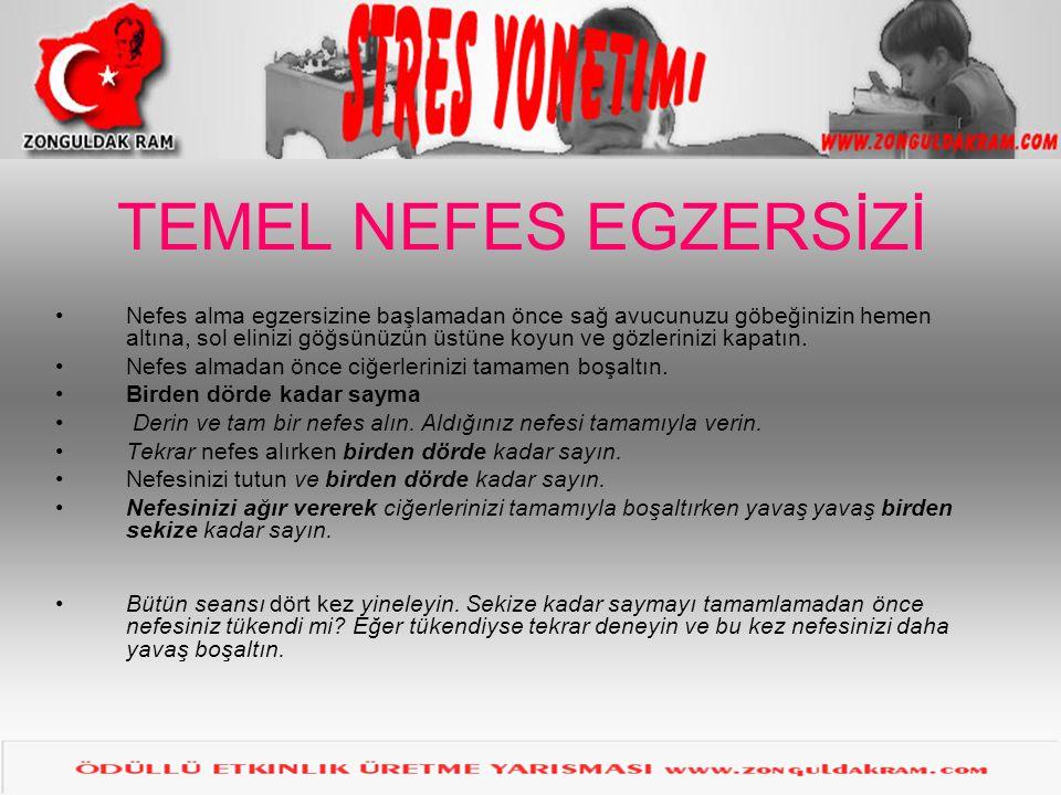 TEMEL NEFES EGZERSİZİ