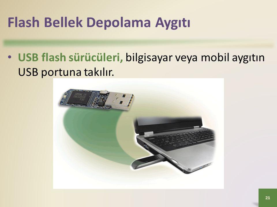 Flash Bellek Depolama Aygıtı
