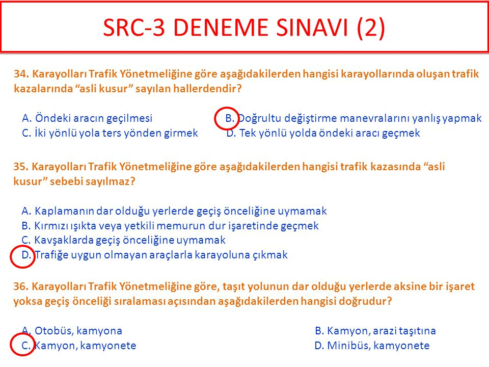 SRC-3 DENEME SINAVI (2)