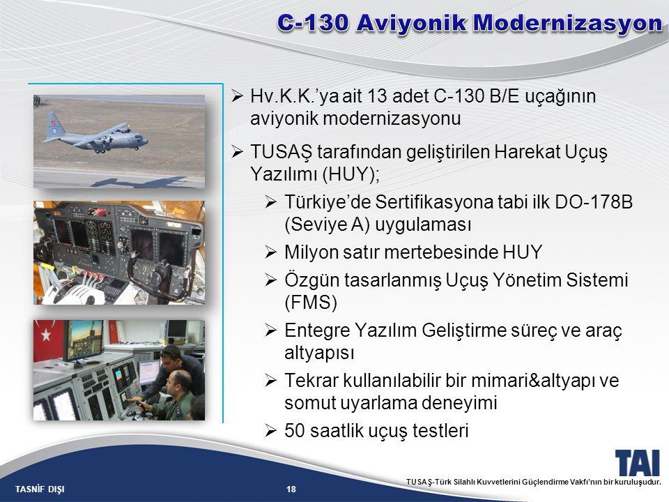 C-130 Aviyonik Modernizasyon