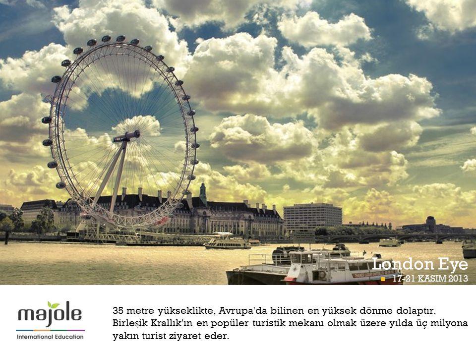 London Eye BETT PROGRAMI