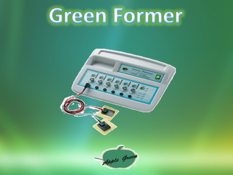 Green Former