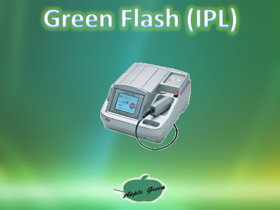 Green Flash (IPL)